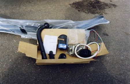 Ставим фаркоп на ВОЛГА 3110 (дутый бампер)